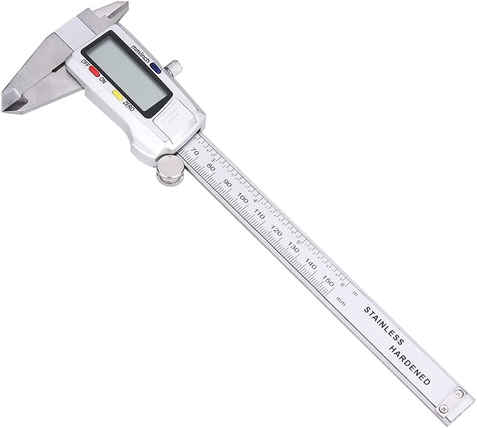 digital vernier caliper 150mm Limited time for free shipping Vernier High quality Calipers St Tool Measuring