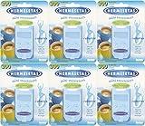 6X Hermesetas Original Mini Edulcorantes, 300 Tabletas (cada uno)