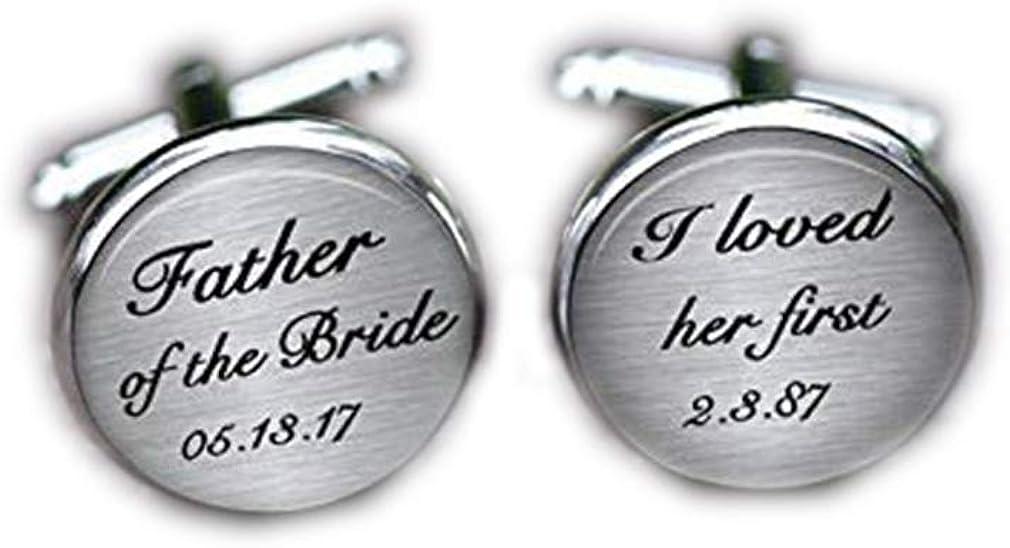 Regular store Bloody devil Regular discount Wedding Cufflinks,Father of Father Cuff Links