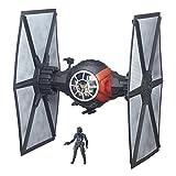 Star Wars - El Despertar de la Fuerza - Playset Starfighter Deluxe, 15cm (B3954)