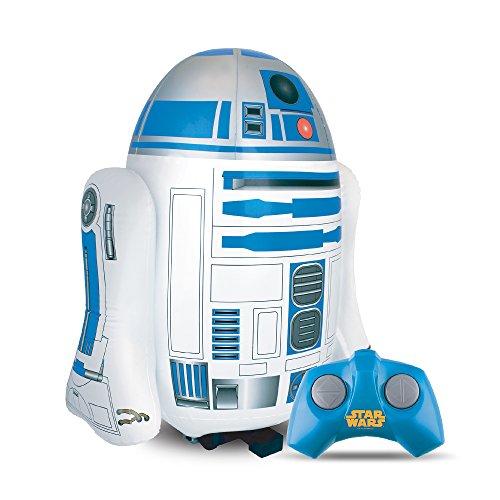 Star Wars- Robot Hinchable R2D2 con Sonido (Bladez Toyz BTSW