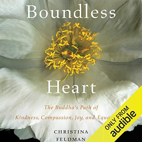 Boundless Heart audiobook cover art
