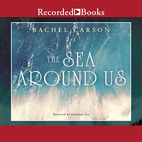 The Sea Around Us audiobook cover art