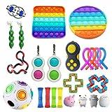 Juego de juguetes antiestrés, juguetes sensoriales baratos, juguetes sensoriales, juguetes sensoriales, juguete antiestrés, alivio del estrés y ansiedad para niños y adultos