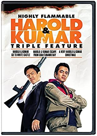Harold & Kumar Triple Feature (Theatrical) (3pk) by Various