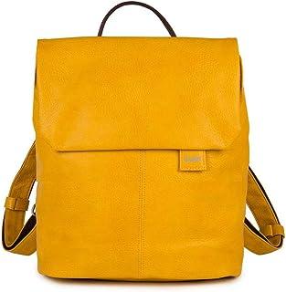 ZWEI Rucksack Mademoiselle MR8, Farbe:Yellow/gelb