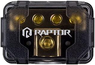 Raptor R4DB2 MID SERIES - 4-Position Ground Distribution Block