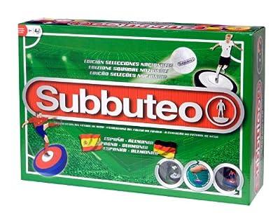 Hasbro Jeux en Famille Subbuteo Local Team Edition