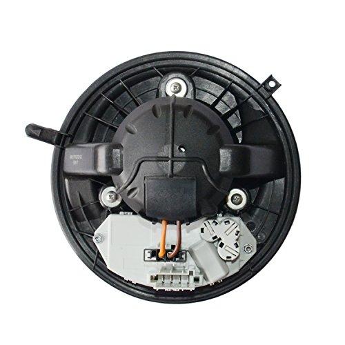 Motor del ventilador del aire acondicionado con regulador Parte # 64119227670 64116933663 64119144200 para 120i 128i 135i 323i 325i E92 E90 E91 X1 X3 Z4