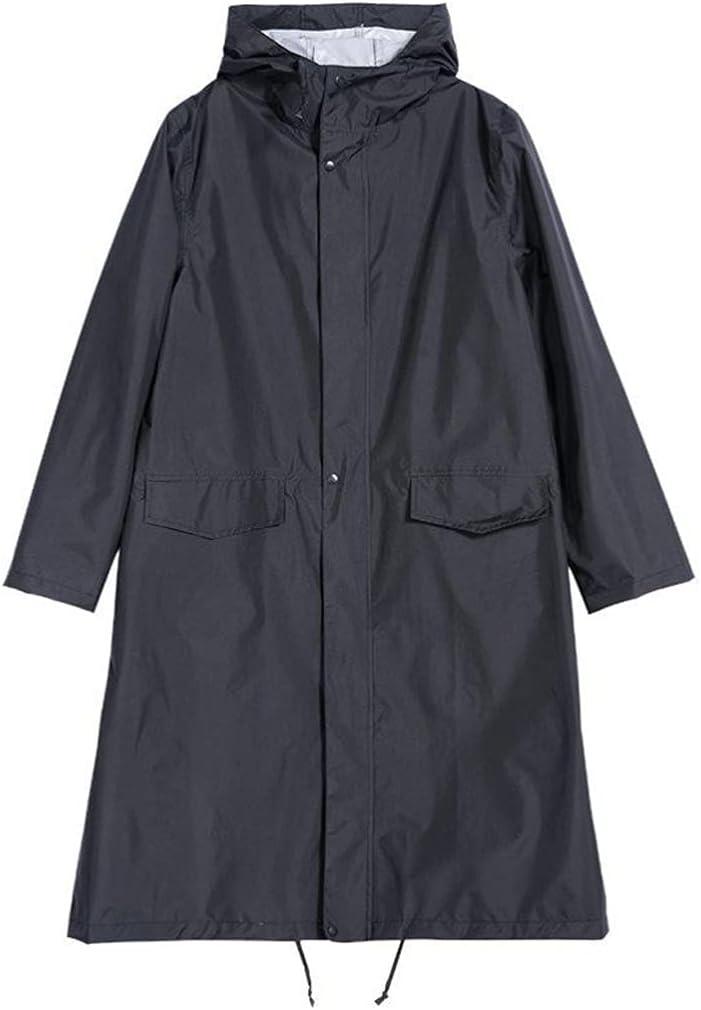 Walnut Women Fort Worth Mall ThickenHooded Raincoat Detroit Mall Jacket StrongW Ladies Poncho