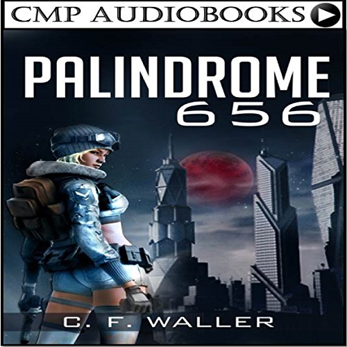 Palindrome 656 cover art