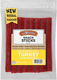 Best old wisconsin honey brown sugar turkey bites Reviews