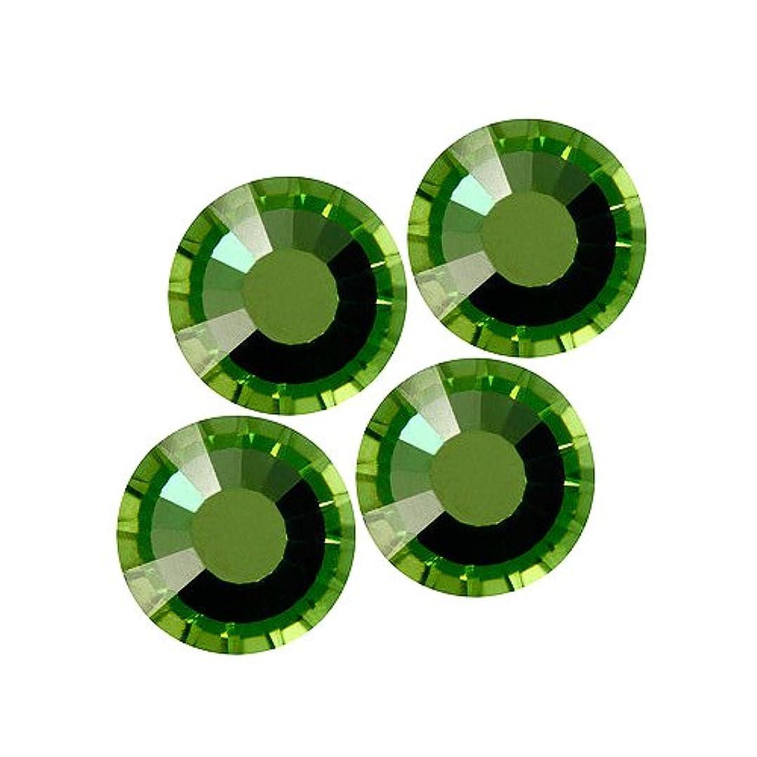 ピンチ可能にする不安定バイナル DIAMOND RHINESTONE ペリドット SS6 1440粒 ST-SS6-PER-10G