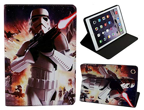 For Apple iPad Mini 1 2 3 4 5 Stormtrooper of Death Star Wars Kylo Ren The Last Jedi Case Cover