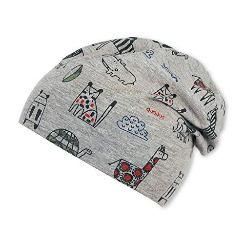 Kid's Bumble Bee Hat - Sterntaler Baby-Jungen Slouch Beanie Hat Mütze,