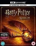 Harry Potter Complete Collection (EN) [8xBlu-Ray 4K]+[8xBlu-Ray]