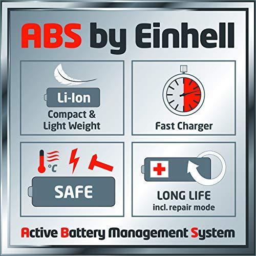 Einhell Akku GE-HC 18 | Hochentaster | Astkettensäge - 16