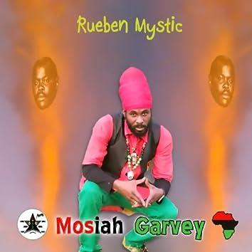 Mosiah Garvey