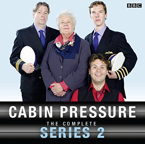 Cabin Pressure: The Complete Series 2 audiobook cover art