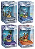 Skylanders Limited Edition Eon's Elite Collector Series Series 1 Case Includes Whirlwind Trigger Happy Spyro Chop Chop