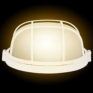 Lampe antidéflagrante, Lampe de Sauna Durable, Accessoires de Sauna, Lampe Ronde Anti-Haute température pour hammam de Sauna