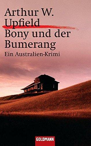 Bony und der Bumerang: Ein Australien-Krimi