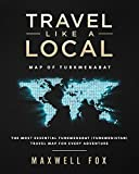 Travel Like a Local - Map of Turkmenabat: The Most Essential Turkmenabat (Turkmenistan) Travel Map for Every Adventure