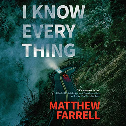 I Know Everything audiobook cover art