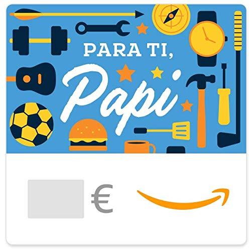 Cheques Regalo de Amazon.es - E-mail - Para ti, papi