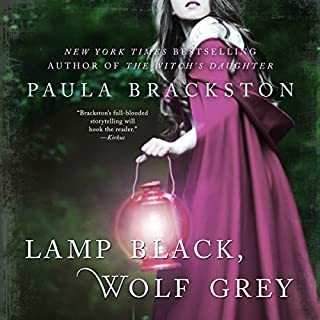 Lamp Black, Wolf Grey audiobook cover art