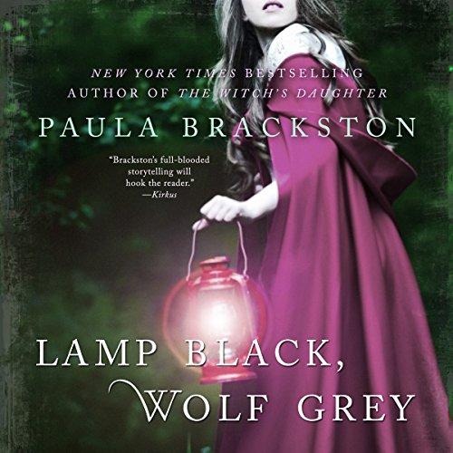 Page de couverture de Lamp Black, Wolf Grey
