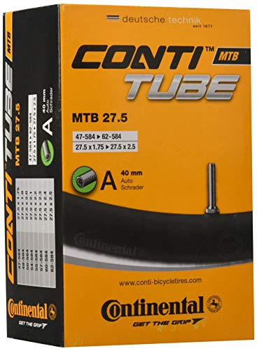 Continental 1823310000, Inner Tube Unisex-Adult, Other, [47-584->62-584]
