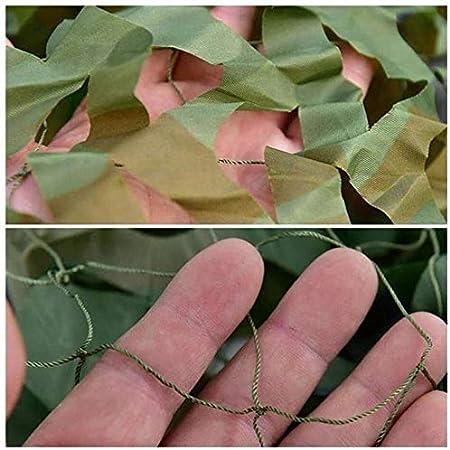 2x5m 3x4m Filet de camouflage vert Canopy Woodland net Carport Jardin D/écoration Confidentialit/é couverture v/ég/étale Terrasse voiture solaire Ombrelle toile Camper Couverture 3x5m 13 Taille: 4 * 5 m