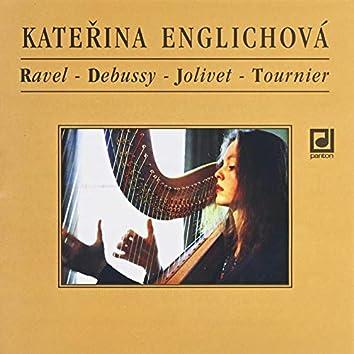 Harp Recital - Ravel, Debussy, Jolivet, Tournier
