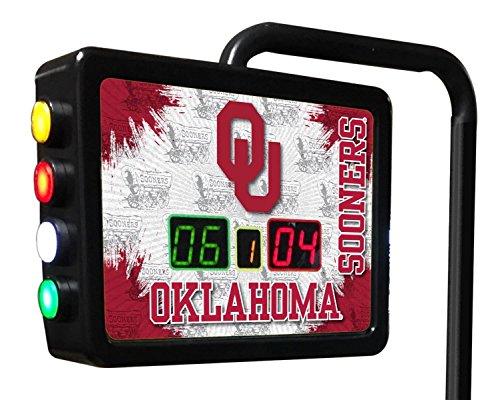 Why Choose Holland Bar Stool Co. Oklahoma Electronic Shuffleboard Scoring Unit