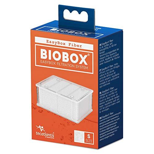 Aquatlantis 03167 EasyBox Filterwatte für Biobox 2, S