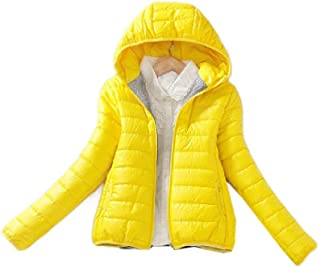 RkYAO Women Fall Winter Oversized Anorak Jacket Candy Duffle Coat