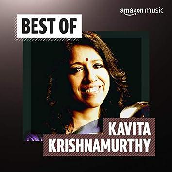 Best of Kavita Krishnamurthy