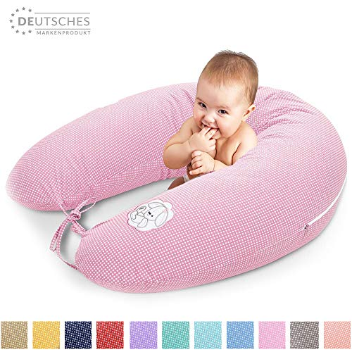 Sei Design - Cuscino per allattamento, con cerniera,...