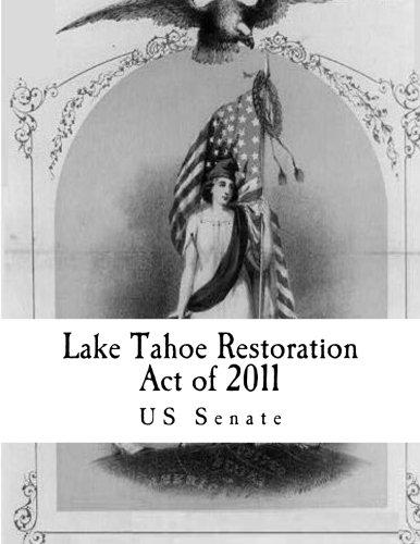 Lake Tahoe Restoration Act of 2011