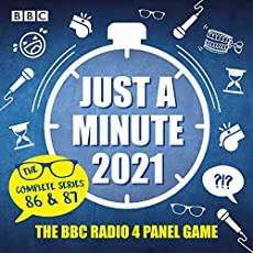 Just A Minute 2021 - The Complete Series 86 & 87