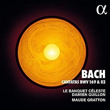 Bach: Cantatas BWV 169 & 82
