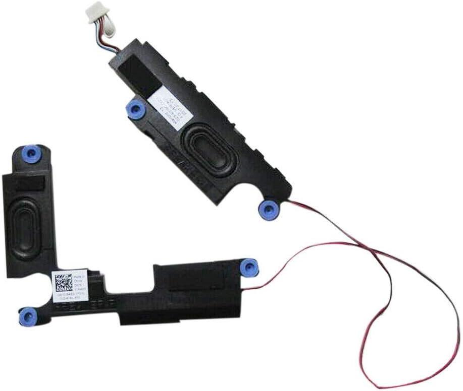 NODRLIN New Left & Right Speakers for Dell Inspiron 13 5368 7378 7368 1N40D 01N40D CN-01N40D