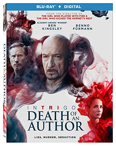 Intrigo: Death Of An Author [Blu-ray]