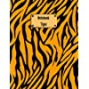 Tiger Notebook: Notebook (8.5x11 inches) - 100 Pages || Journal For You