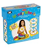 Super Duper Publications Webber Wordy Wheels Electronic Spinner Fun for Articulation Game (S, L, R and Vocalic R Sounds) - Educational Learning Materials for Children
