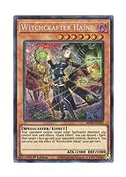 遊戯王 英語版 MP20-EN223 Witchcrafter Haine ウィッチクラフト・ハイネ (プリズマティックシークレットレア) 1st Edition