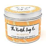 The Kentish Soap Company Blissful Candle - Vela perfumada (0,1 kg)