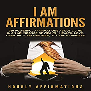 I Am Affirmations cover art