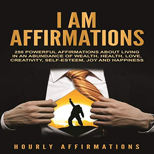 I Am Affirmations audiobook cover art